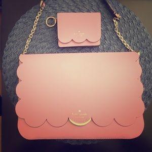 Kate Spade Magnolia Street Handbag & Wallet Set